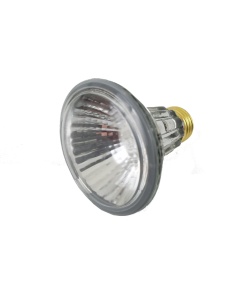 Heat Lamp Bulb, 50 Watt Halogen