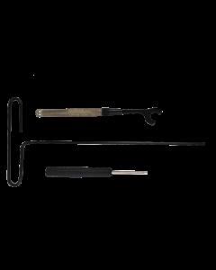Adjustment Tool Kit: 7mm Wrench, Screwdriver, 2mm Key